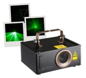 laser vert