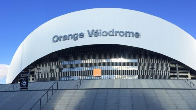 orange velodrome